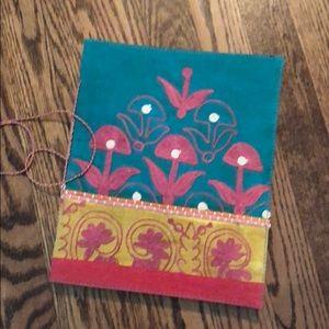 NWT Anthropologie notebook/journal